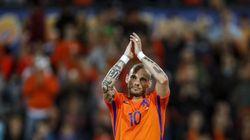 Sneijder, il piccolo grande uomo del calcio