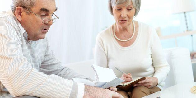 Pensioni, aumentano i pensionati con la