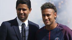 Il presidente del Paris Saint-Germain è indagato in Svizzera per