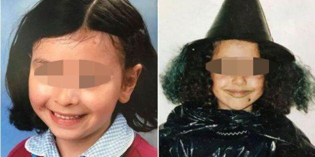 Malek e Tamzin, sorelle di 8 e 6 anni, si credevano disperse nel rogo. Ma erano già in ospedale per le