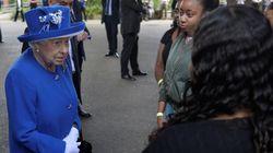 La Regina Elisabetta e il principe William alla