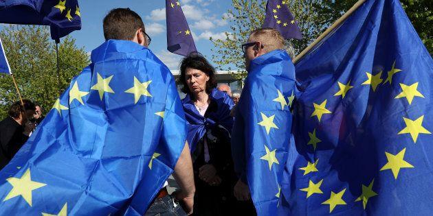 Sulle tracce di Macron: gli europeisti d'Italia