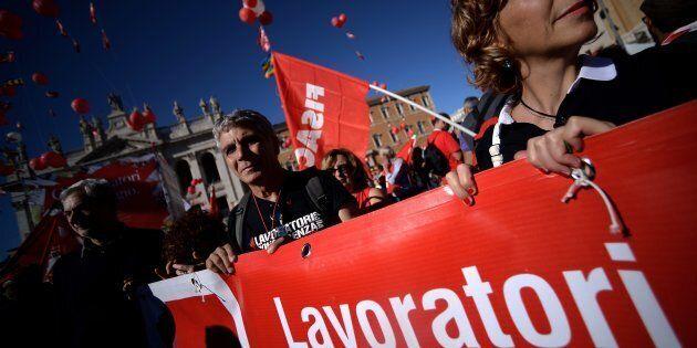 Piazza San Giovanni, una pagina di democrazia e