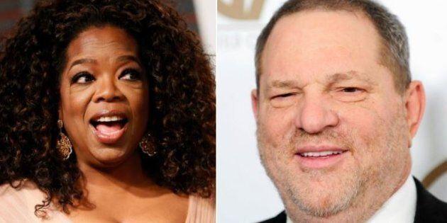 Oprah Winfrey condanna il comportamento