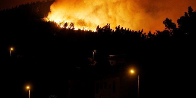 Rogo nei boschi del Portogallo: 62 morti a Pedrogao Grande. La causa probabile è un