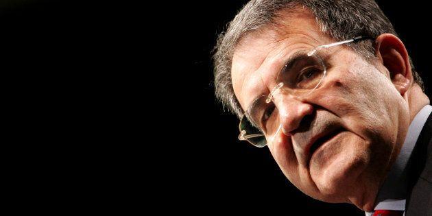 Il presidente del Consiglio, Romano Prodi in una foto del 2008 ANSA/ETTORE