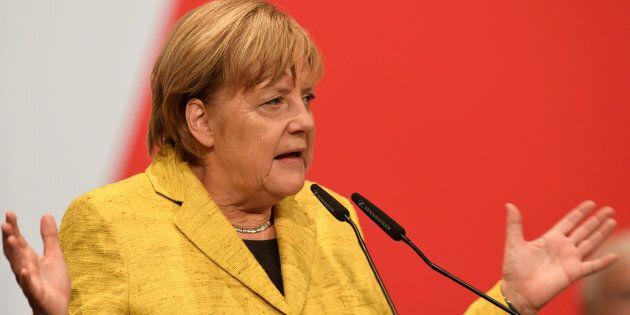 Merkel sconfitta dalla Spd in Bassa