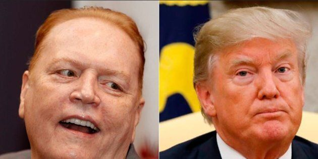 Re del porno contro Trump: