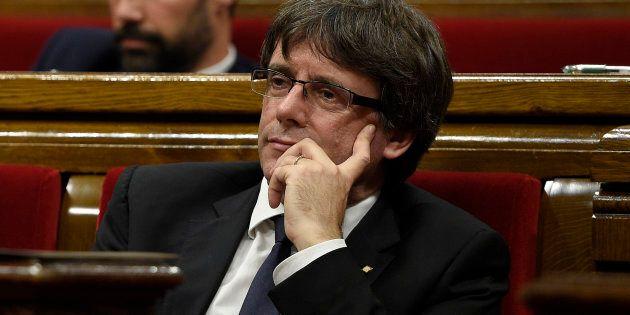 Puigdemont scrive a Rajoy:
