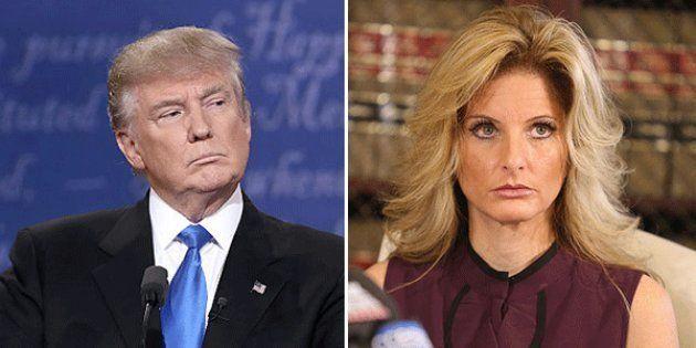 Summer Zervos cita in giudizio Donald Trump per molestie