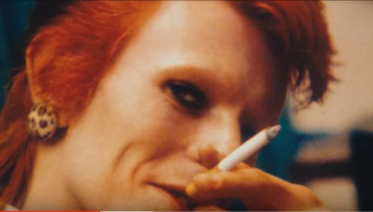 Lou Reed e David Bowie nel mirino di Mick Rock: