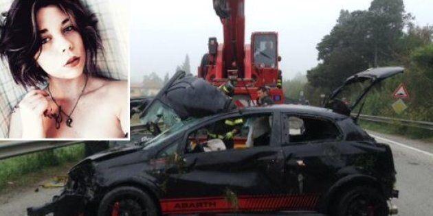 Ragazza di Livorno muore in un incidente. L'amico alla guida, positivo all'alcol test, arrestato per