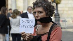 La Catalogna si ferma per i due leader indipendentisti arrestati.