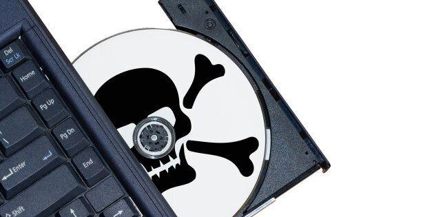 Quanto pesa la pirateria audiovisiva in