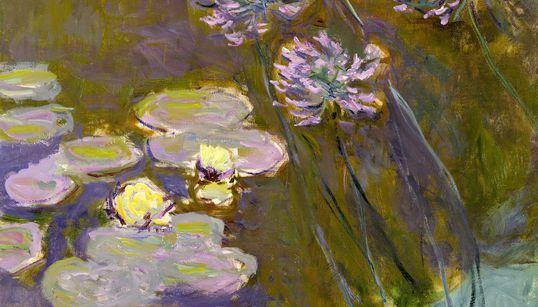 La magnifica ossessione di Monet in mostra a Roma: