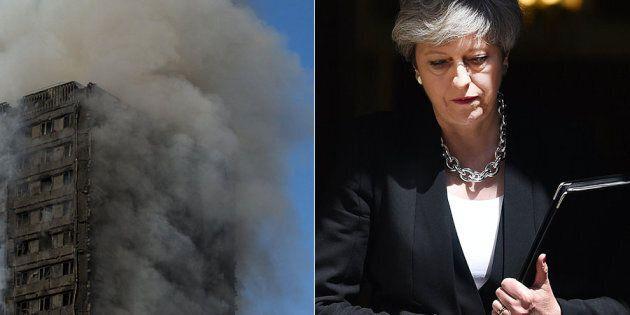 Theresa May chiede scusa: