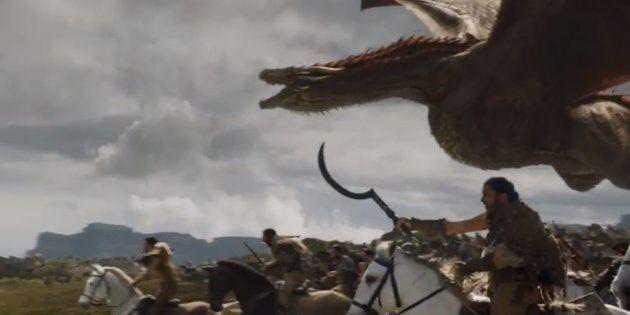 L'ultimo trailer della 7° stagione di Game of Thrones vi mozzerà il