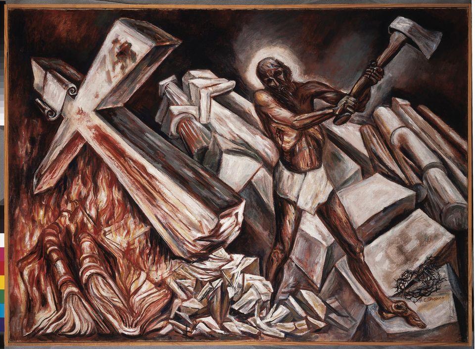 Salvador Allende fu ucciso prima che riuscisse ad inaugurare la mostra di queste 68 opere. Ora i quadri...