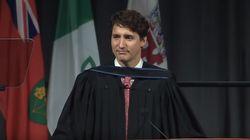 Il discorso di Justin Trudeau rivolto alle nuove generazioni sta ispirando i giovani di tutto il