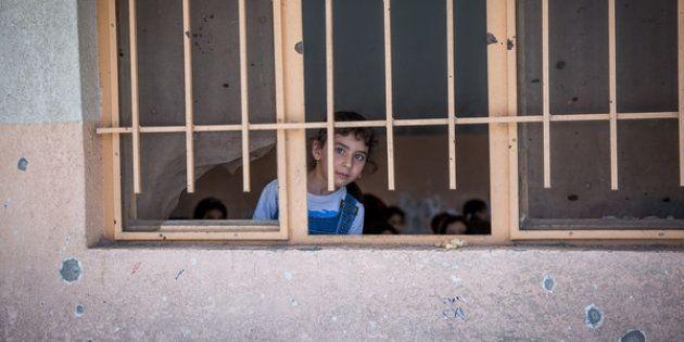 """""""Nowhere to Go"""" e i bambini dell'Iraq in"""