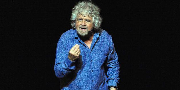 Beppe Grillo si appella ai cittadini di Trapani: