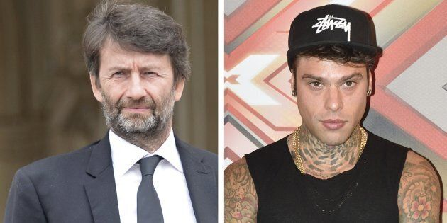 Il ministro Dario Franceschini querela Fedez: