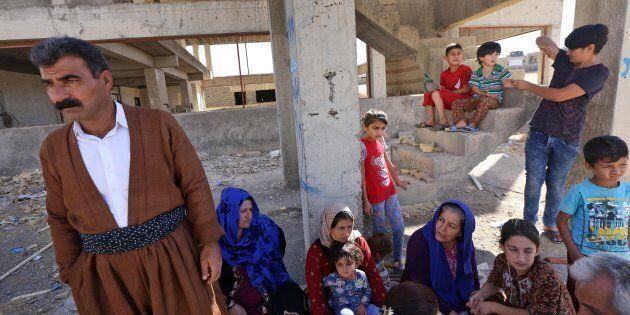 Kirkuk, fuga di massa: in 100mila verso il