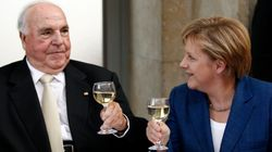 Kohl-Merkel, parenti non