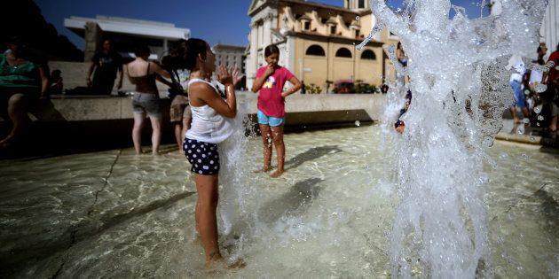 Arriva Caronte che soffoca l'Italia: temperature roventi fino a 40