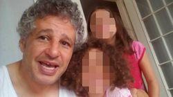 Padre incendia casa e muore con i suoi quattro