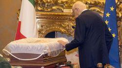 L'ultimo saluto a Rodotà. Napolitano commosso:
