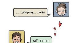 """Queste 10 vignette illustrano perfettamente la fase """"rilassata"""" delle"""