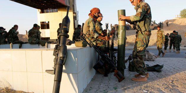 Iraq, scontri a Kirkuk fra Peshmerga e l'esercito governativo di