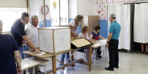 Urne semi-vuote in tutta Italia per il