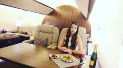 Una compagnia russa vi permetterà di fingere un viaggio su un jet privato per far morire di invidia gli