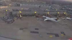 Nessun passeggero del volo Air Berlin si è spaventato per l'inchino dello