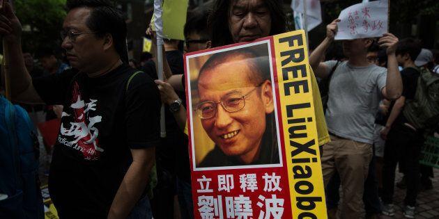 Il Nobel per la pace Liu Xiaobo scarcerato, è malato