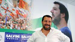 Salvini chiede le dimissioni di Paolo Gentiloni: