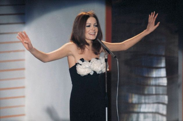 Nada Malanima al Festival di Sanremo nel