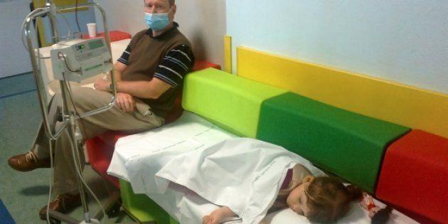 Il papà di una bambina malata di anemia scrive a Luca Zaia: