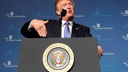 Trump difende i suoi cinguettii: