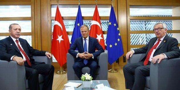 Ue-Turchia, non sospendete il processo