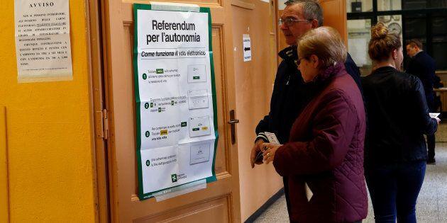 Il referendum del lombardo-veneto e il voto dei produttori senza