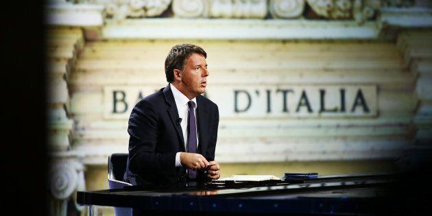 "Renzi versus Bankitalia. Quando si spara ""a salve"" contro i ""sancta"