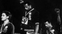 Il dettaglio in questa iconica foto delle Olimpiadi di Città del Messico 1968 di cui finora nessuno mai ha