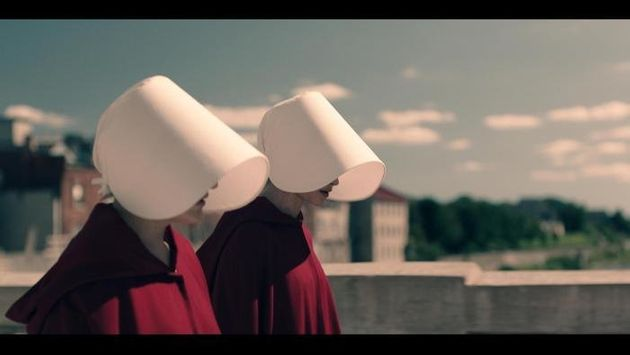 THE HANDMAID'S TALE -- The drama series, based on the award-winning, best-selling novel by Margaret Atwood,...
