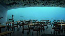 In Norvegia sta per aprire il primo ristorante subacqueo