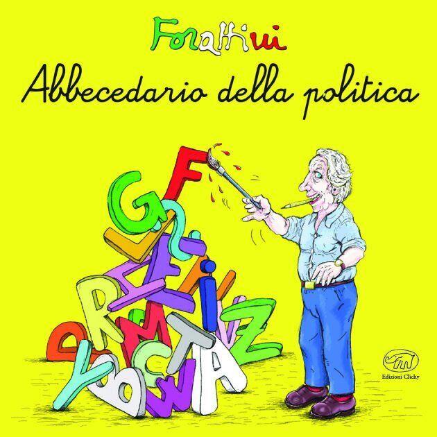 """Giorgio Forattini all'HuffPost: """"I politici di oggi? Li disegnerei tutti, soprattutto quelli che si comportano"""