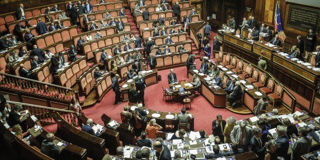 Cinque su cinque: l'aula del Senato dice sì a tutte le fiducie sul