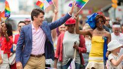 I calzini indossati da Trudeau in occasione del Pride vi faranno innamorare ancora di più di